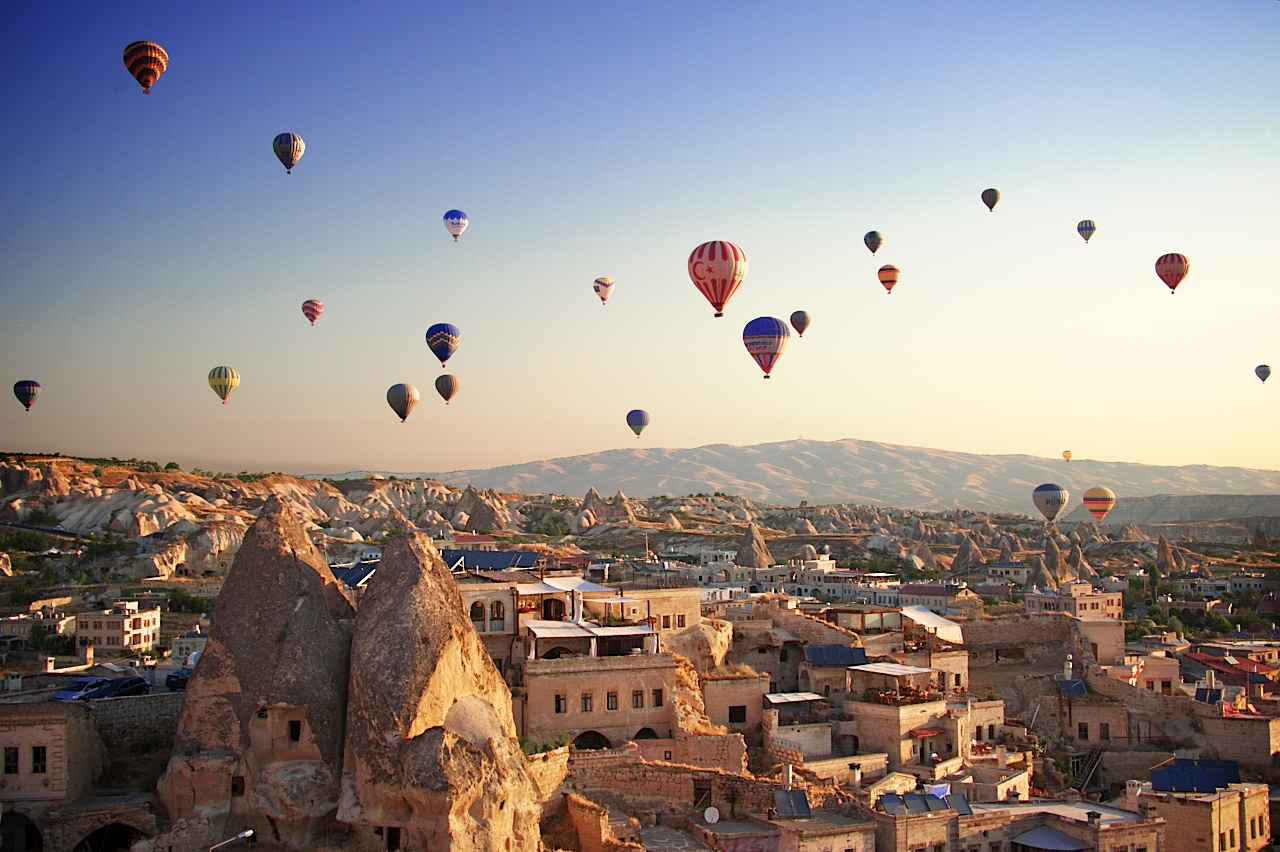CAPPADOCIA EXPLORE THE DIFFERENT